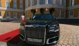 Путін вперше змінив Mercedes на вітчизняний автомобіль