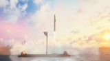 Ракета SpaceX — скоро и пассажирских рейсов в Земле