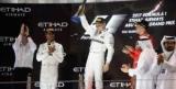 Последний Гран-при сезона в Формуле-1. выиграл четыре ноги