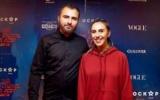 Джамал с мужем посетили премьеру фильма в киеве в кино