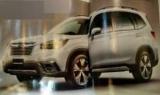 Розсекречений дизайн Subaru Forester нового покоління