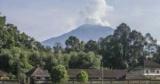 На Бали снова извержение вулкана Агунг произошло