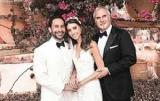 Дочь Меладзе вышла замуж