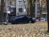 У центрі Києва помітили чергового героя паркування