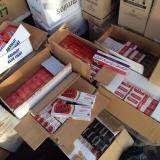 На территории Украины выявили нелегальные сигареты с ДНР
