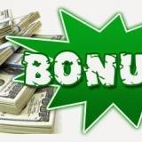 Про бездепозитный бонус