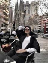 Dj НАНА показала горячие фотографии с поездки в Барселону!