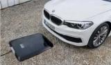 BMW представила бездротову зарядку для електромобілів