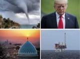 Ізоляція Ірану і ураган