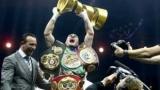 Украинец Александр Усик стал чемпионом мира по боксу я подожду