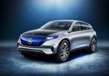Mercedes-Benz EQC: новий електричний кросовер