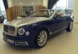 У Дубаї виявили дуже рідкісний кабріолет Bentley