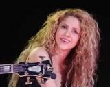 Шакира чуть не в аварии